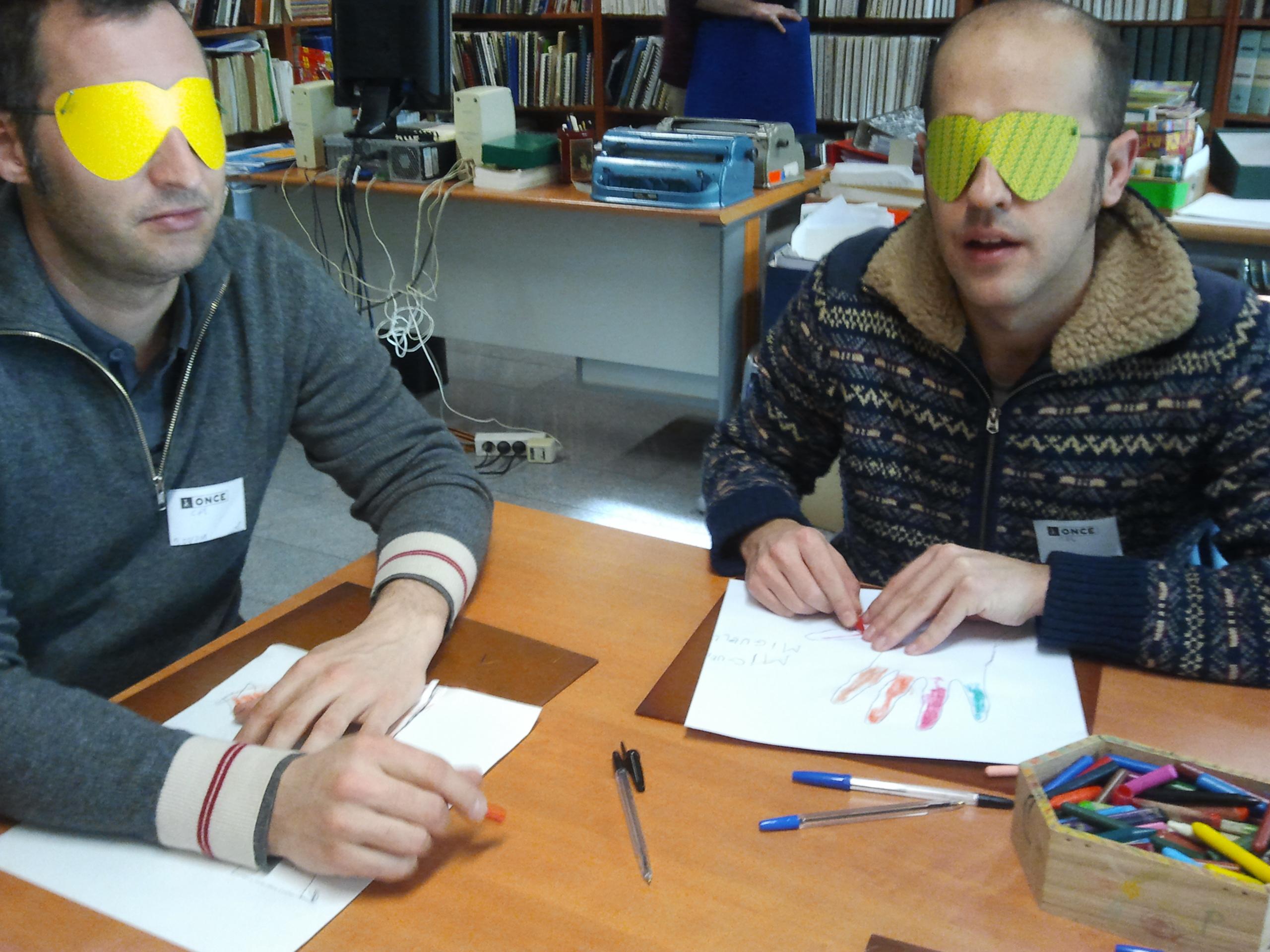ArteConTacto Workshop