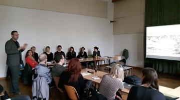 Presentation Zagreb