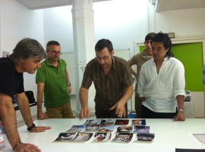 Workshop Madrid