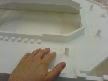 Tactile Model, Vienna